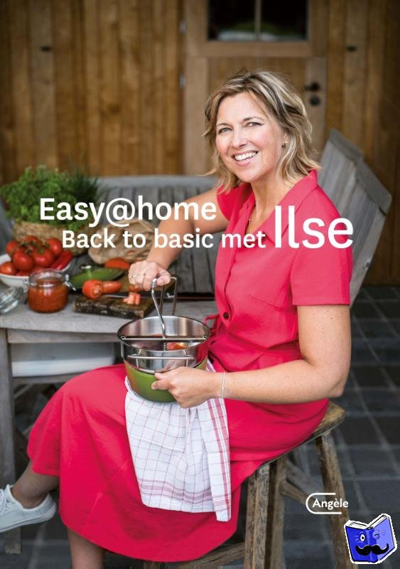 D'hooge, Ilse - Easy@home. Back to basic met ilse
