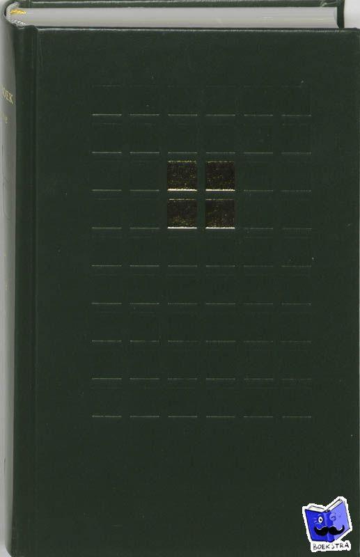 - Liturgie - Dienstboek een proeve 1 Schrift maaltijd en gebed