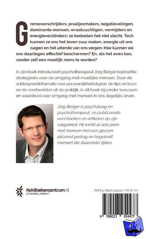 Berger, Jörg - Hoe overleef ik moeilijke mensen? - POD editie