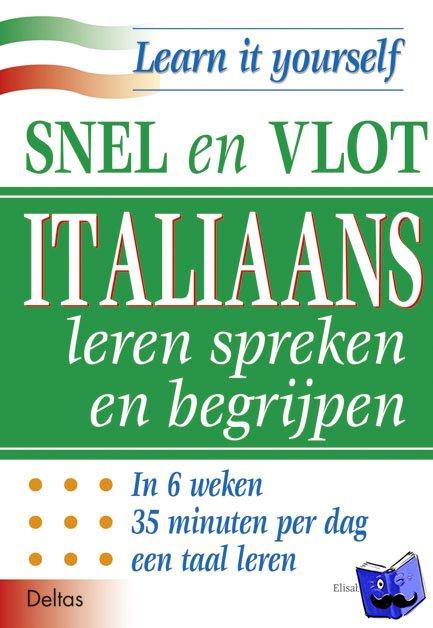 Smith, E. - Snel en vlot Italiaans leren spreken en begrijpen