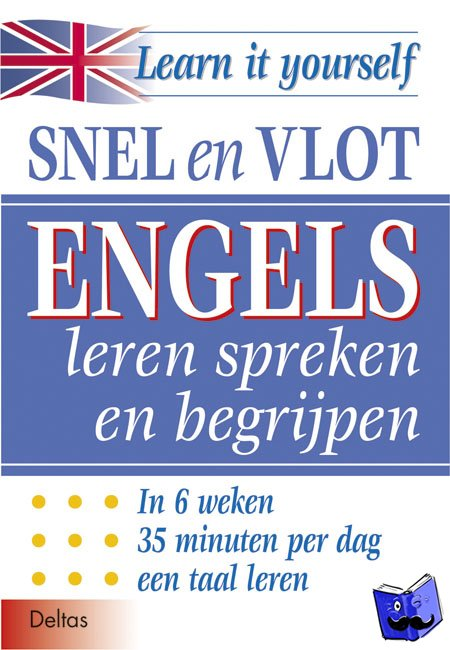 - Snel en vlot Engels leren spreken en begrijpen