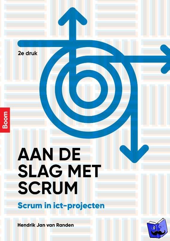 Randen, Hendrik Jan van - Aan de slag met scrum