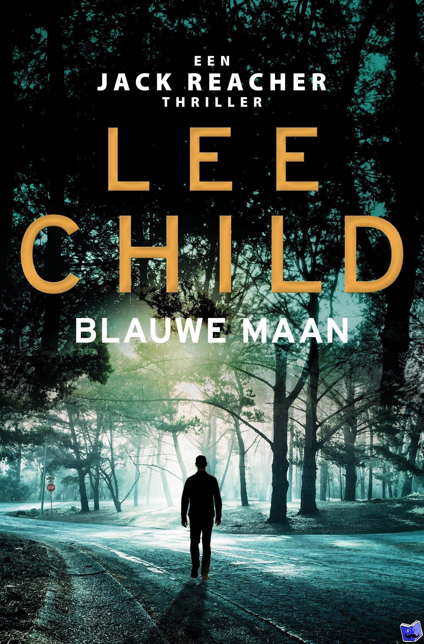Child, Lee - Blauwe maan