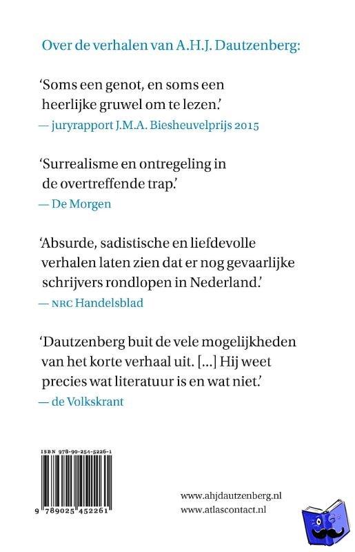 Dautzenberg, A.H.J. - Vijftig verhalen