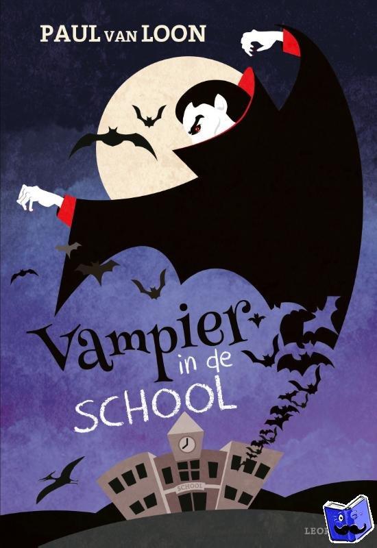Loon, Paul van - Vampier in de school