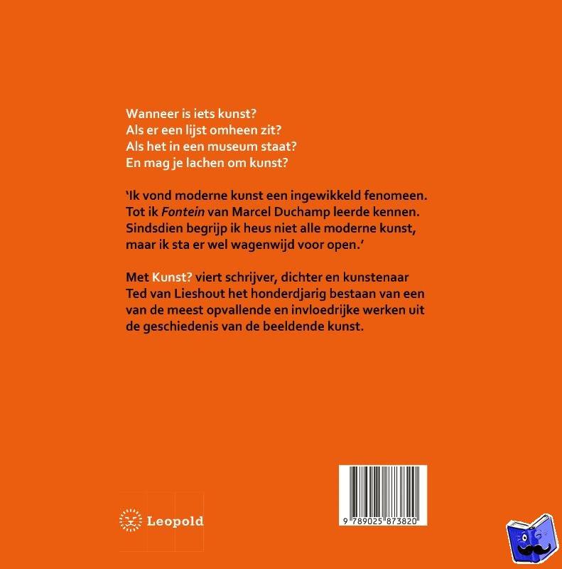 Lieshout, Ted van - Kunst?