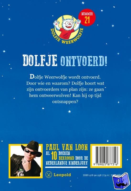 Loon, Paul van - Dolfje ontvoerd!