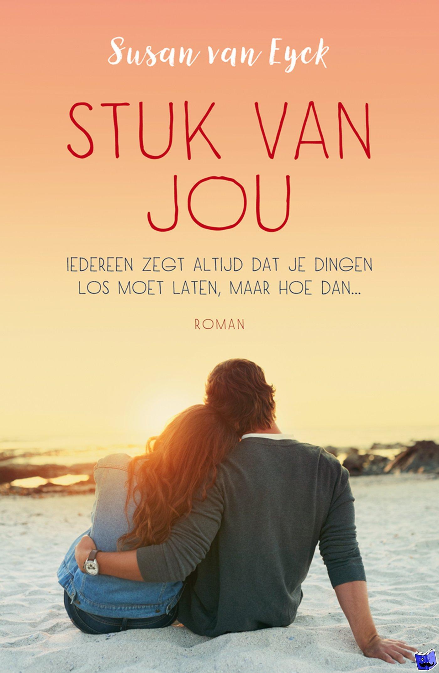 Eyck, Susan van - Stuk van jou - POD editie