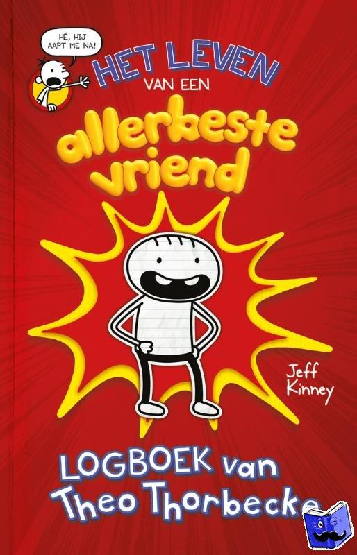 Kinney, Jeff - Logboek van Theo Thorbecke