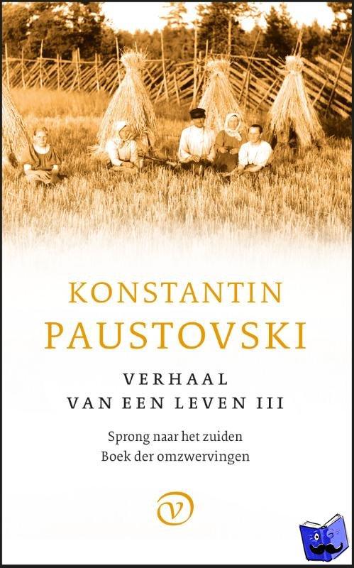 Paustovski, Konstantin, Hartog, Wim - Het verhaal van een leven 3