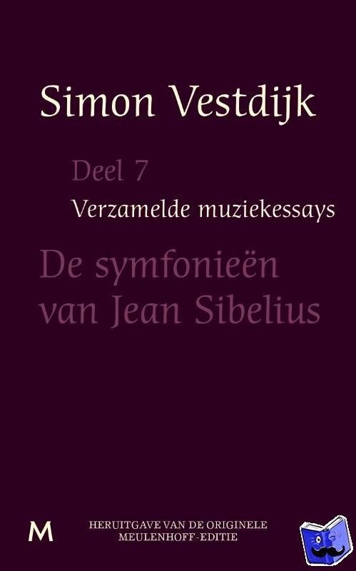 Vestdijk, Simon - Verzamelde muziekessays  Deel 7 - POD editie