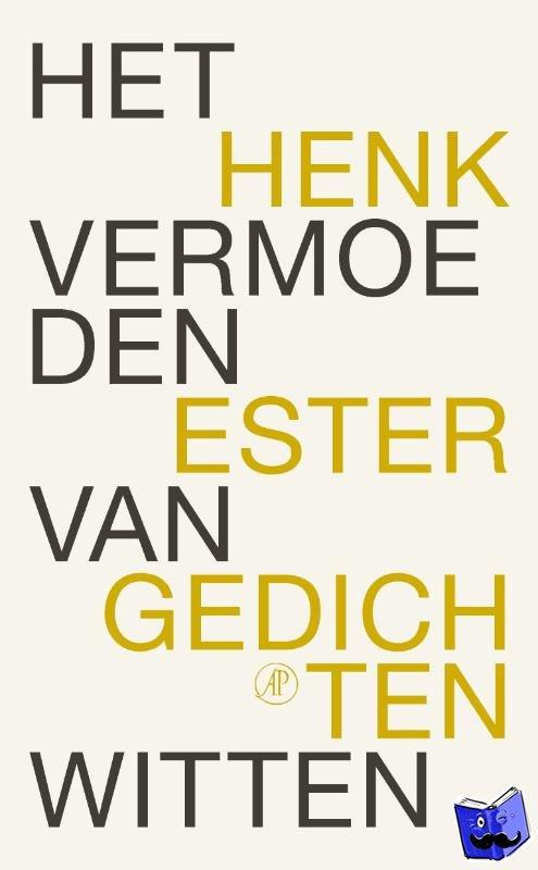 Ester, Henk - Het vermoeden van Witten