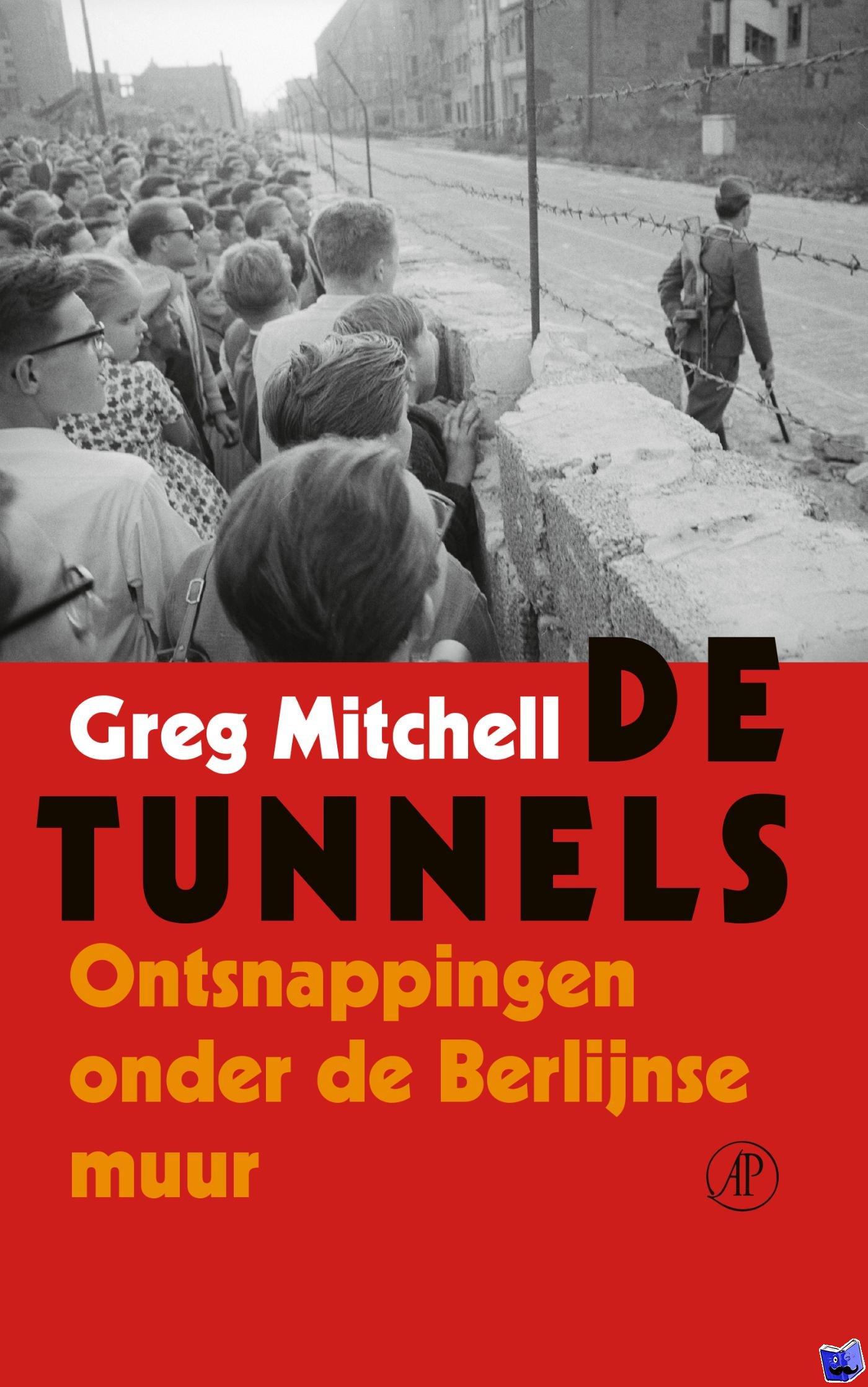 Mitchell, Greg - De tunnels
