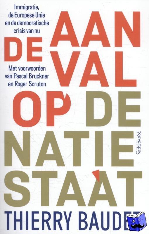 Baudet, Thierry - Aanval op de natiestaat