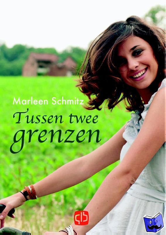 Schmitz, Marleen - Tussen twee grenzen - grote letter uitgave