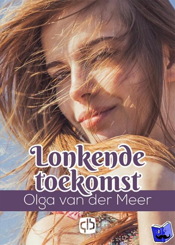 Meer, Olga van der - Lonkende toekomst - grote letter uitgave