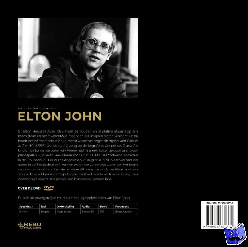 - Elton John