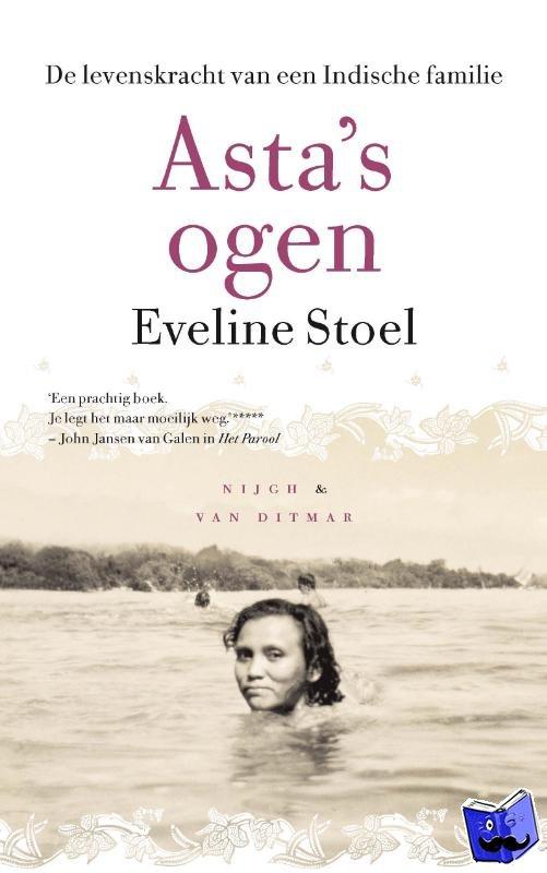 Stoel, Eveline - Asta's ogen