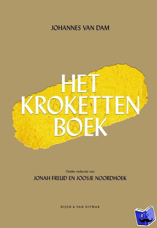 Dam, Johannes van - Het krokettenboek