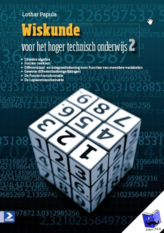 Papula, L. - Wiskunde voor het hoger technisch onderwijs deel 2 - 2e druk