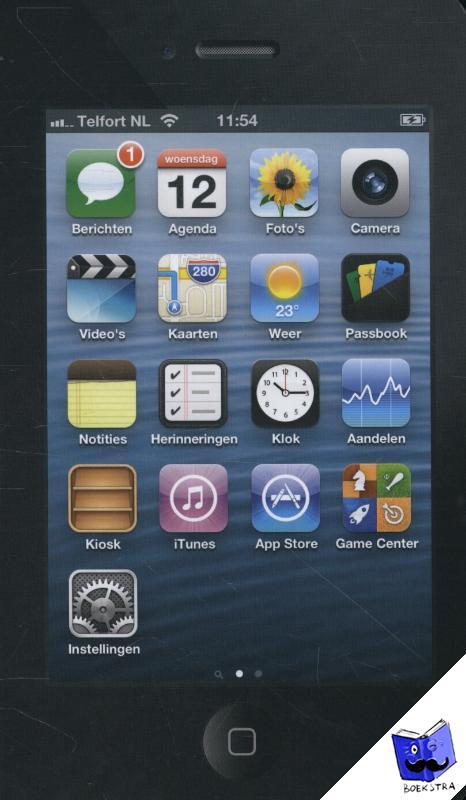 Kelby, Scott, White, Terry - Het iPhone 5 boek