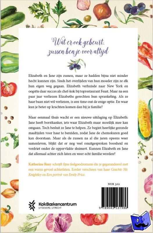Reay, Katherine - Het geheime recept voor familie