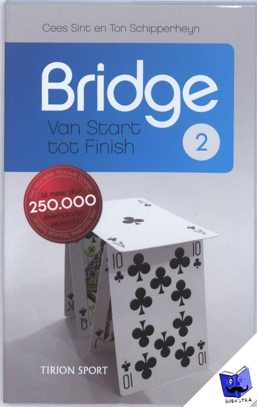 Schipperheyn, Ton, Sint, Cees - Bridge van start tot finish 2
