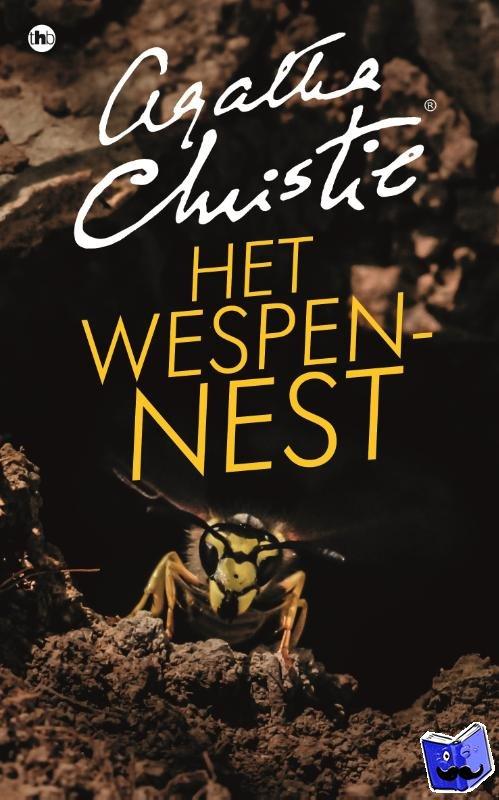 Christie, Agatha - Agatha Christie Het wespennest - POD editie