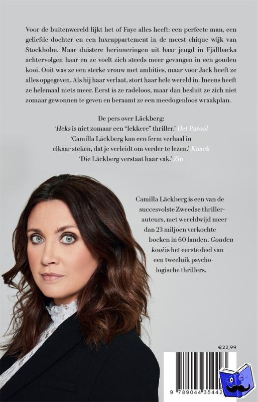 Läckberg, Camilla - Gouden kooi