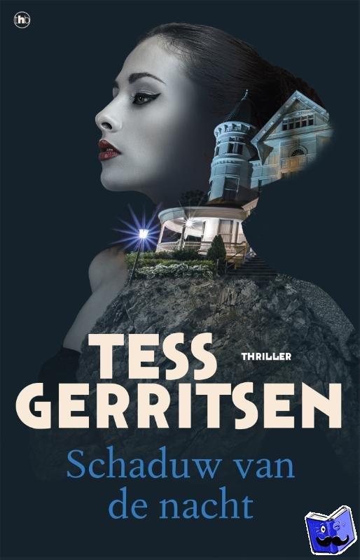 Gerritsen, Tess - Schaduw van de nacht