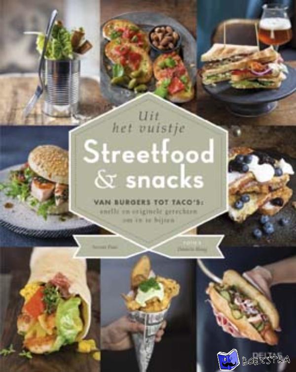 Paul, Stevan - Streetfood and snacks