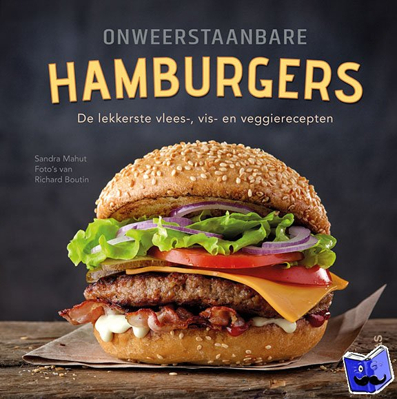 Mahut, Sandra - Onweerstaanbare hamburgers