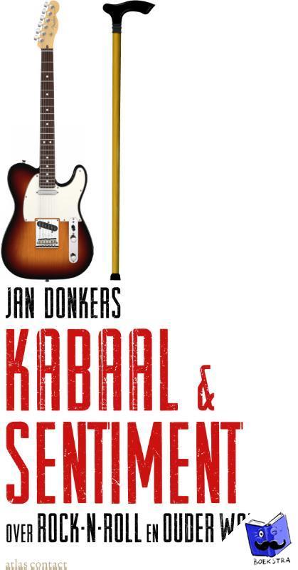 Donkers, Jan - Rock-´n-roll voorbij de midlifecrisis - POD editie