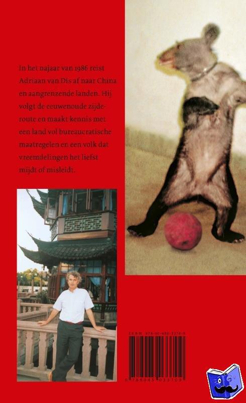 Dis, Adriaan van - Een barbaar in China