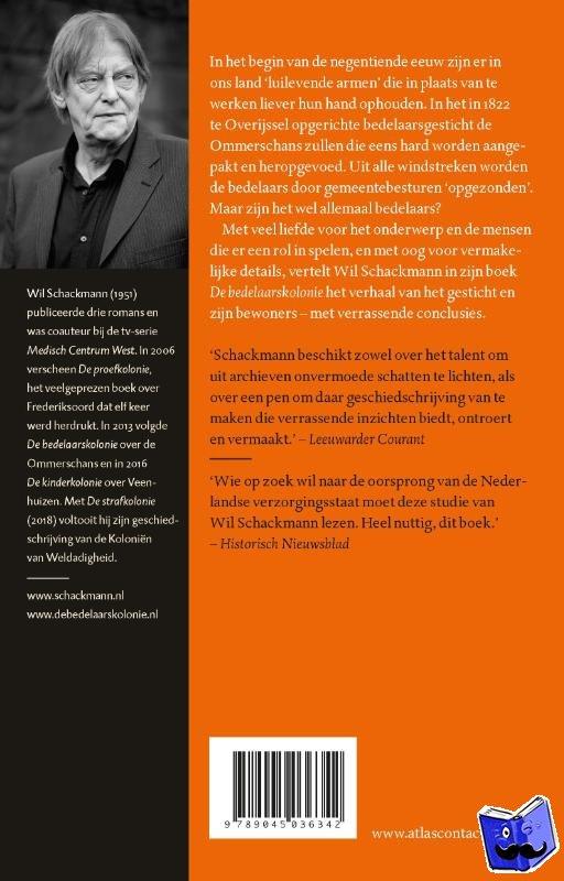 Schackmann, Wil - De bedelaarskolonie