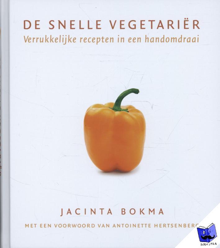 Bokma, Jacinta - De snelle vegetariër