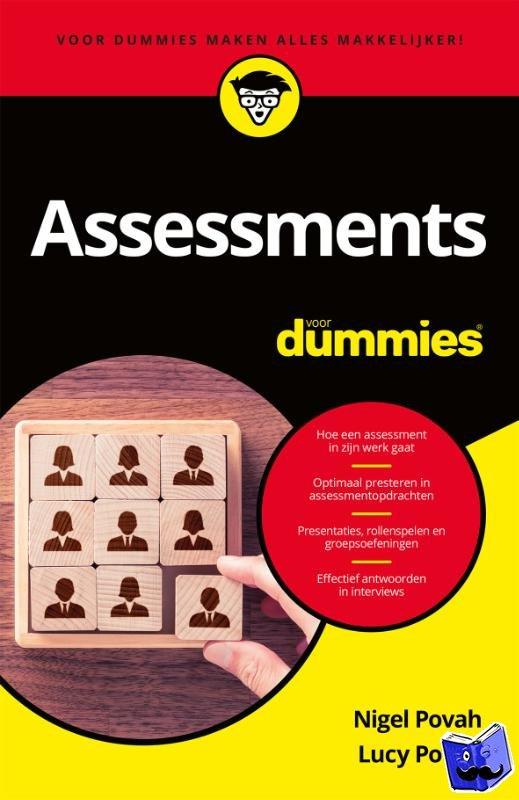 Povah, Nigel, Povah, Lucy - Assessments voor dummies