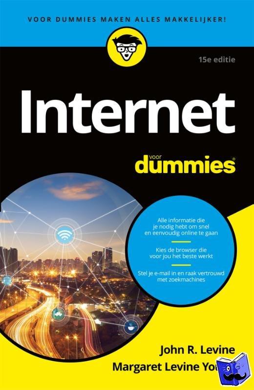 Levine, John R., Levine Young, Margaret - Internet voor Dummies, 15e editie, pocketeditie