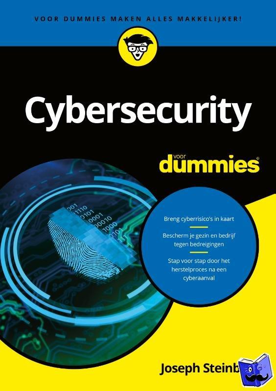 Steinberg, Joseph - Cybersecurity voor Dummies