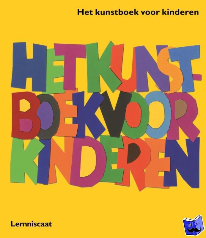 Renshaw, Amanda - Het kunstboek voor kinderen Geel