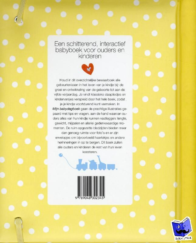 Nebens, Amy, Vitataal - Mijn babydagboek