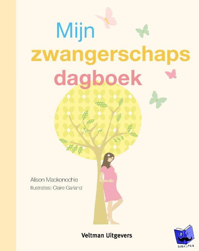 Mackonochie, Alison, Vitataal - Mijn zwangerschapsdagboek