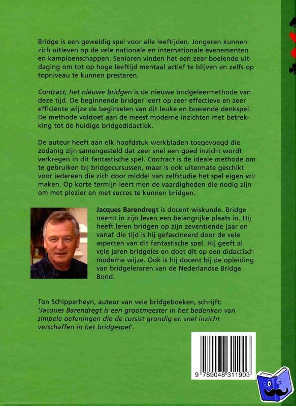 Barendregt, Jacques, Barendregt, Heleen - Contract het nieuwe bridgen deel 1