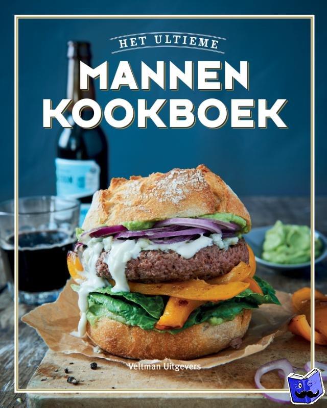 - Het ultieme mannenkookboek