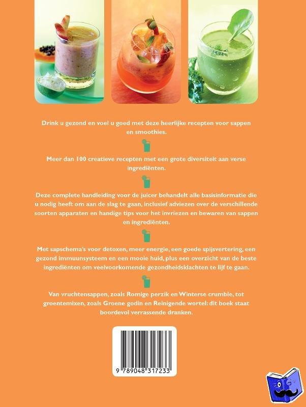 Savona, Natalie - I love juices & smoothies