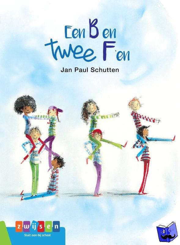 Schutten, Jan Paul - Een B en twee F'en