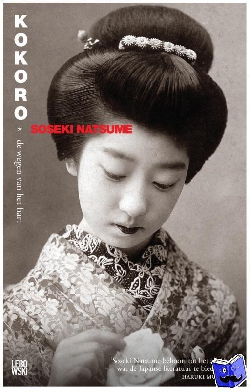 Soseki, Natsume - Kokoro: de wegen van het hart - POD editie