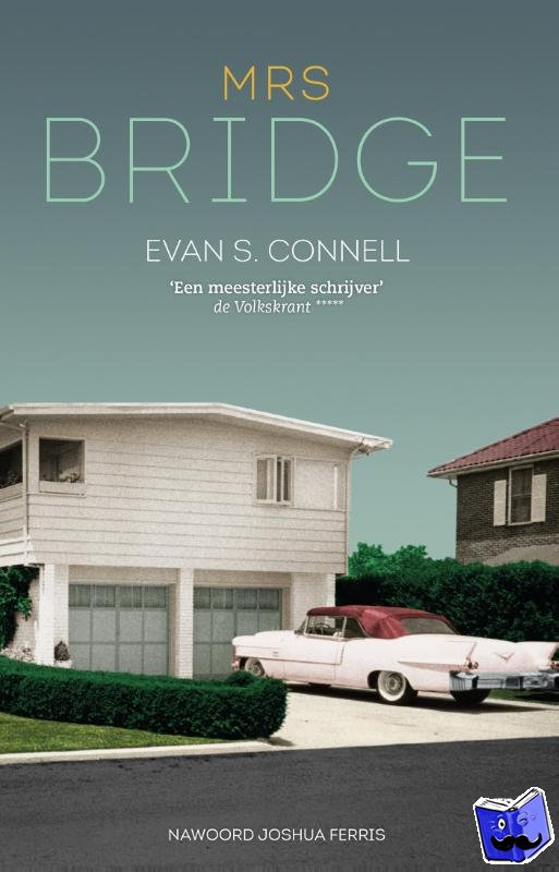 Connell, Evan S. - Mrs Bridge - POD editie