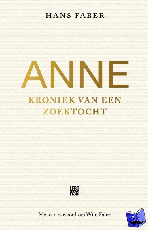 Faber, Hans, Faber, Wim - Anne