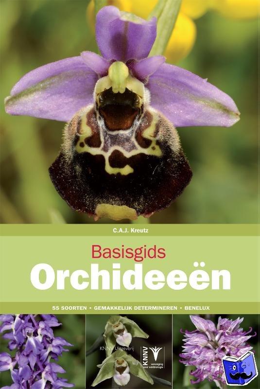 Kreutz, Karel - Basisgids orchideeën